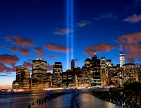 2015 WTC Memorial Lights Six