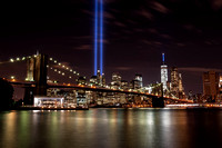2015 WTC Memorial Lights Four