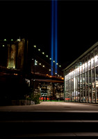 2015 WTC Memorial Lights Three