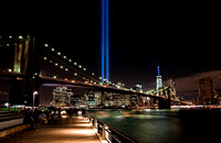 2015 WTC Memorial Lights Two